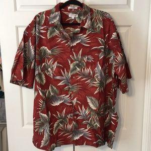 Pierre Cardin button up shirt